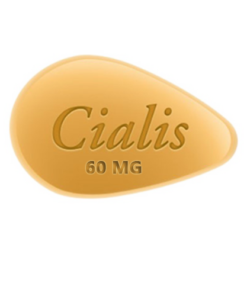 Cialis 60 mg Solution for your ED
